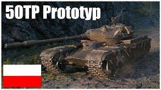 Wreszcie pierwsza bitwa na 50TP Prototyp