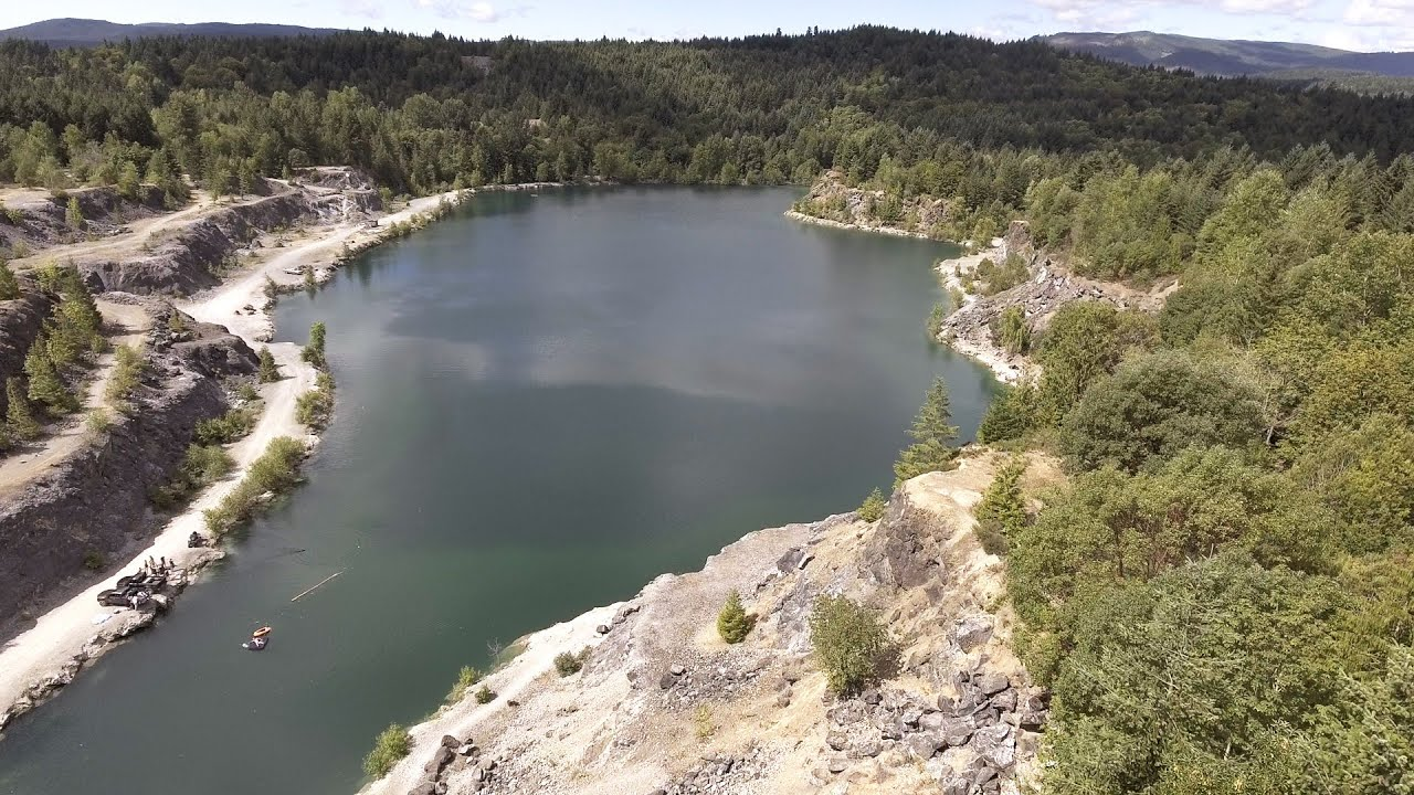 The Quarry in Shawnigan Lake