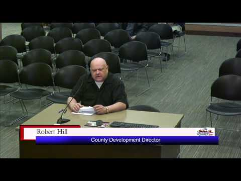 Brookings County Commission 2017-03-21