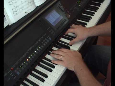 How To Play Bridge Over Troubled Water Intro