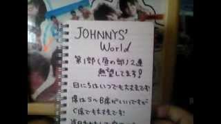 JOHNNYS' World のチケ譲ってください!! 本気で求めてます!! strawb...