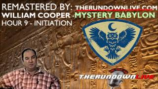 William Cooper (Remastered) - Mystery Babylon Hour 9 - Initiation Thumbnail