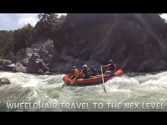 New Zealand - Grand Canyon - Adaptive Rafting Adventure [STO-garant]