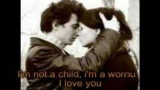 a woman in love - kasey cisyk