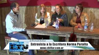 Norma Peralta en Chillar-video 2