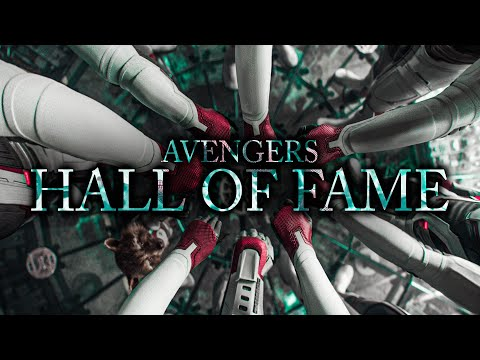 (Marvel) Avengers || Hall Of Fame (w/Cinema Content)