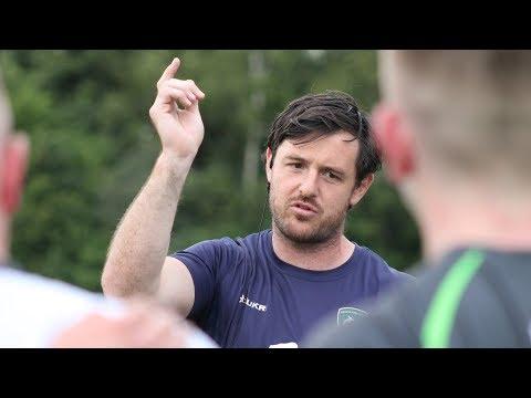 Matt Smith discusses start to Tigers academy pre-season programme