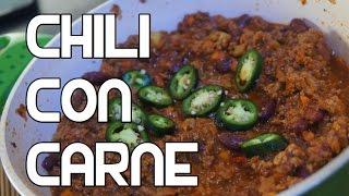 Super Chili con Carne Recipe - Beef n Beans Chilli