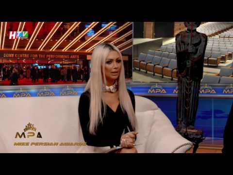 Miss Persian Awards Sahar and Micheal Interview