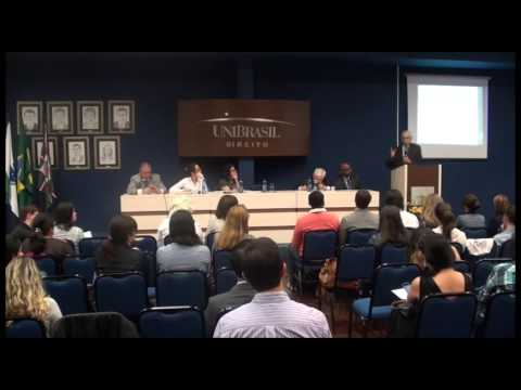 """Mestrado UniBrasil - """"Instituições, Constituição e População"""" - Parte 1"""