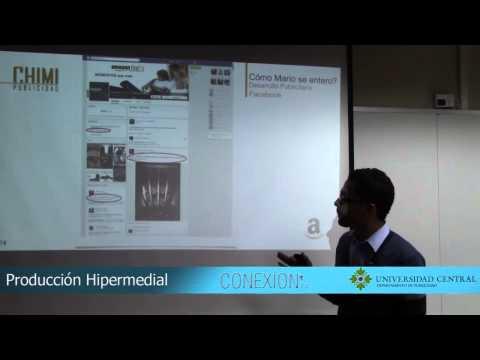 Presentación solución caso estudio: Fire Tv, Amazon. Producción Hipermedial.