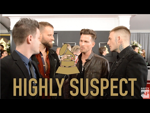 The 2017 GRAMMYs: Highly Suspect