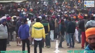 India vs Pakistan JEOBALA (Tarn Taran Sahib) Kabaddi Tournament)