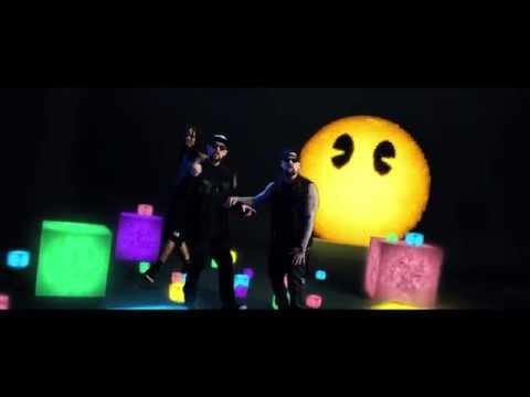"PIXELS ""Game On"" Music Video - Waka Flocka Flame (feat. Good Charlotte)"