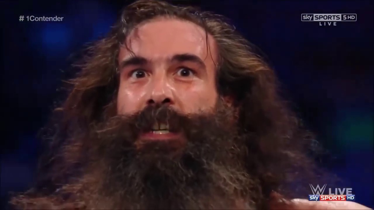 Harper vs. Styles - Winner challenges for WWE Title at WrestleMania: SmackDown LIVE, Feb. 28, 2017