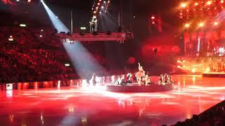 "Art on Ice 2019, Misha Ge /AoI Skaters & Dancers  /Cirque Éloize, James Blunt ""Same mistake"""