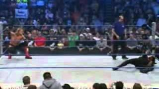 Undertaker vs. Batista Steel Cage Match Part 3 of 3