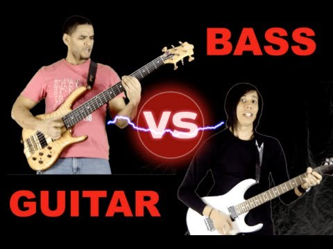 Download Youtube: Guitarist vs Bassist