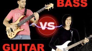 Guitarist vs Bassist