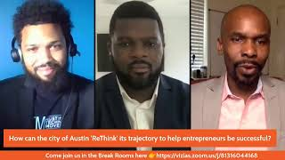 ReThink Austin 2021 Entrepreneurship: Reaching a Global Level