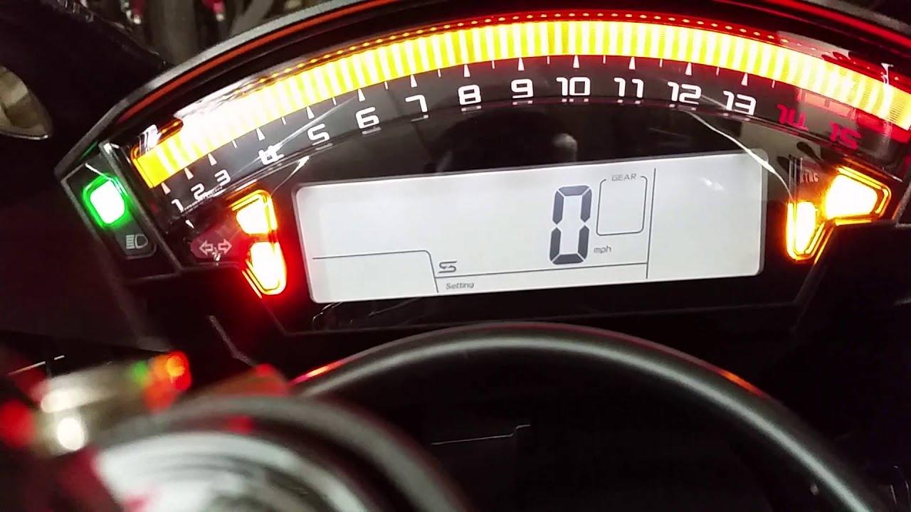 2016 ZX10R gauge error by Vonstallin Gunn Runnaz
