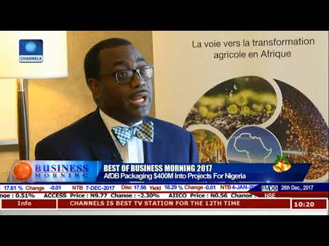 Nigeria, Algeria & S/Africa Economy Too Big To Fail - Adesina |Business Morning|