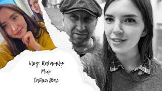 Vlog: Санкт-Петербург| ресторан живой кухни RaFamily| веган-кафе Мир| Сатья Дас