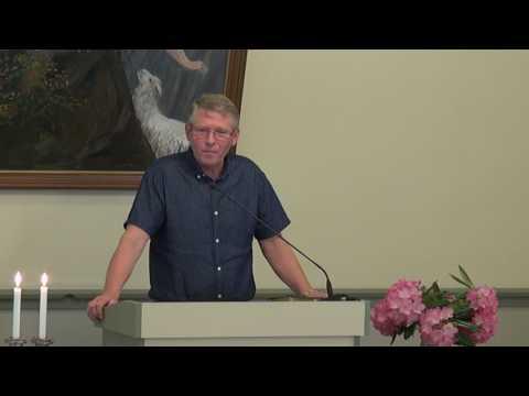 2017.06.03 Arne Jørgensen, «Gamle tiders vekkelse vi venter ...», 2 Peter 1:14-16
