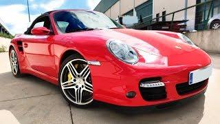 El Mejor Coche Deportivo   Porsche 911 Turbo (480cv)