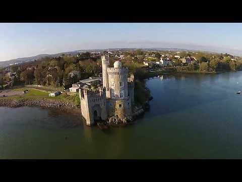 Blackrock Castle Tour | Castle Flyover Video | Cork, Ireland