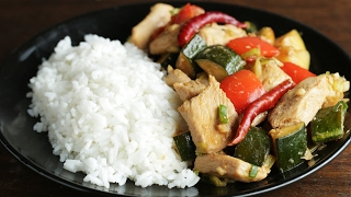 Takeout-Style Kung Pao Chicken