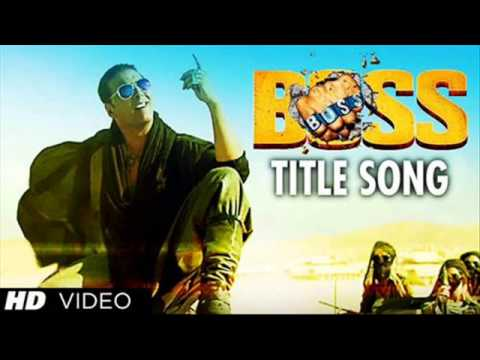 Bollywood boss part 1 (2013) akshay kumar video dailymotion.