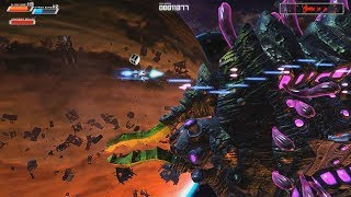 SHMUP Saturday - Syder Arcade - An AWESOME game