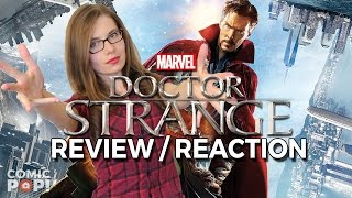 DOCTOR STRANGE REVIEW (WITH SPOILERS) | ComicPOP