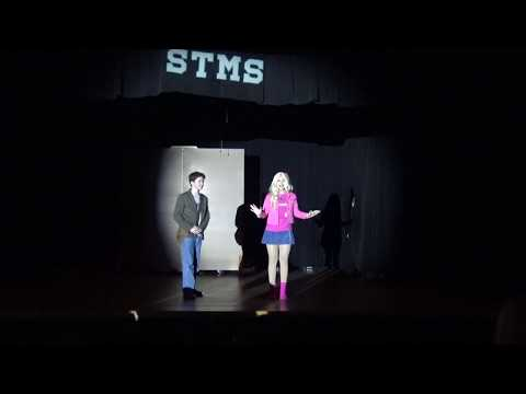 Legally Blonde Jr Musical 2 of 3- Silver Trail Middle School 2018