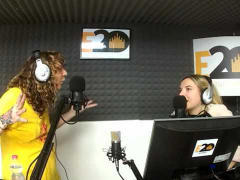 Intervista con Daya Nara Radio E20 Milano