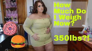 Addressing My Weight Gain (THE TRUTH)   OLIVIASWORLD95