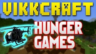 "Minecraft Hunger Games #326 ""HELI SUMOTORI!"" with Vikkstar & BajanCanadian"