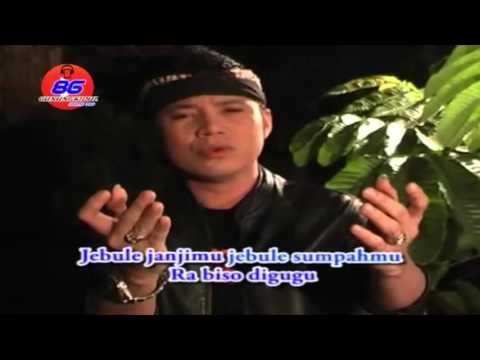 Dimas Tedjo - Suket Teki (Karaoke)