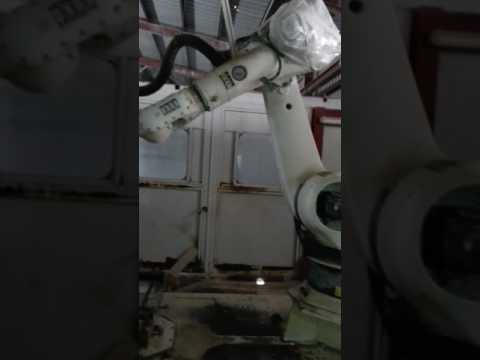 Robot fabricating Corinthian capital