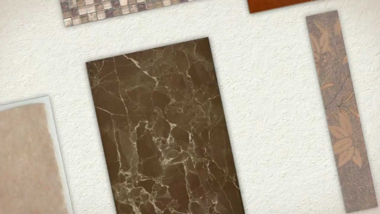 Cheap Tiles: Quality Cheap Brown Bathroom Wall Tiles - YouTube