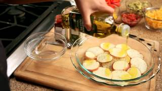 How To Make Nachos - #10 - Drizzling Olive Oil — Appetites®