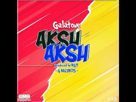 AKSH AKSH - GALATONE (official audio)
