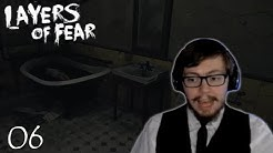 """Let's Scare Archi [06]: """"Im Badezimmer passiert NIE was Gutes!"""" – Let's Play """"Layers of Fear"""" 🔴"""