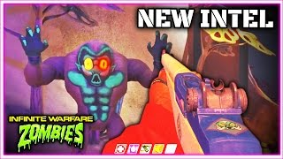 Infinite Warfare Zombies ☆ NEW ROLLERCOASTER EASTER EGG!