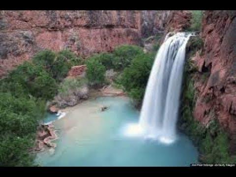 ushawahi kuona waterfall kubwa kuliko zote kama hii Tanzania