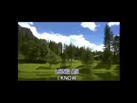 For Once In My Life (Karaoke) - Style of Tom Jones