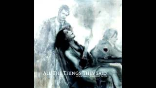 Deejay RT - All The Things They Said (Original Ambient Mix)