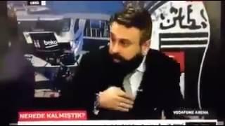 Bombs explode at the Besiktas Stadium LIVE on TV