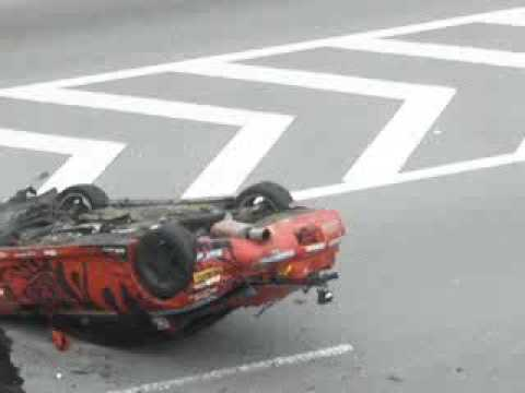 The Making Of Evolusi Kl Drift Mazda Crash Youtube